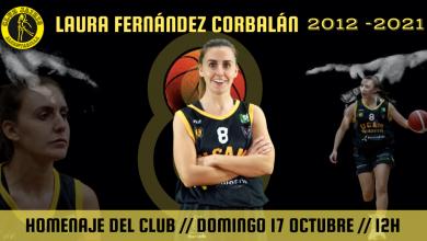 Photo of El CB Jairis retira la camiseta número 8 en honor a Laura Fernández Corbalán